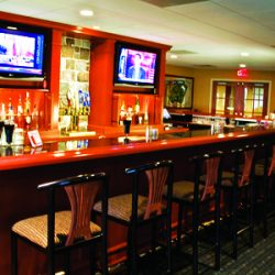 private bar available for weddings and events