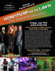 Honeypump on the Lawn 232x300 - Honeypump LIVE on the Lawn!