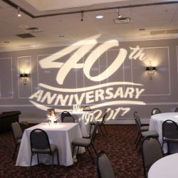 40th anniversary event at Colonial Golf & Tennis Club