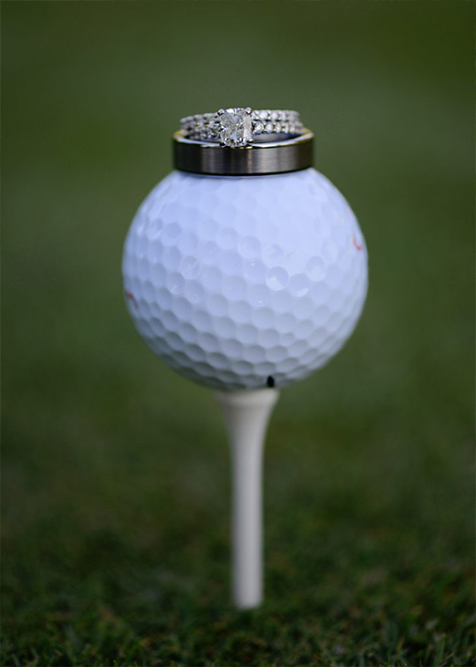 golf ring - Wedding Venue in Central PA