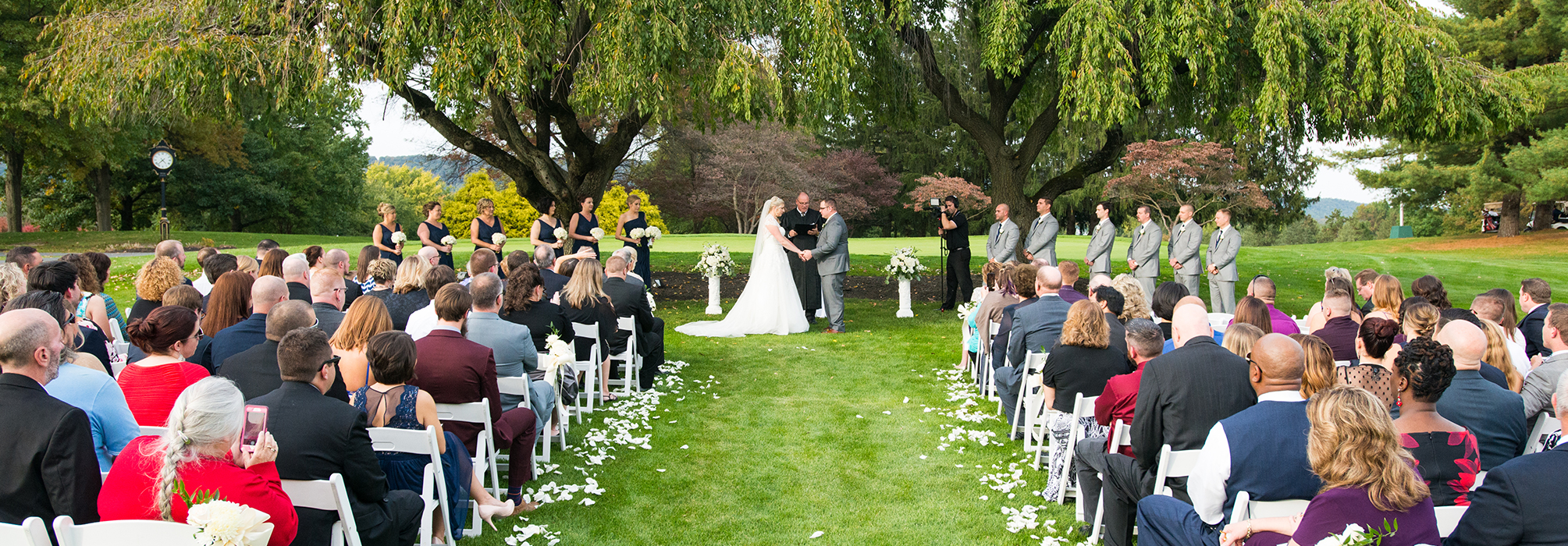 Weddings at Colonial Golf & Tennis Club