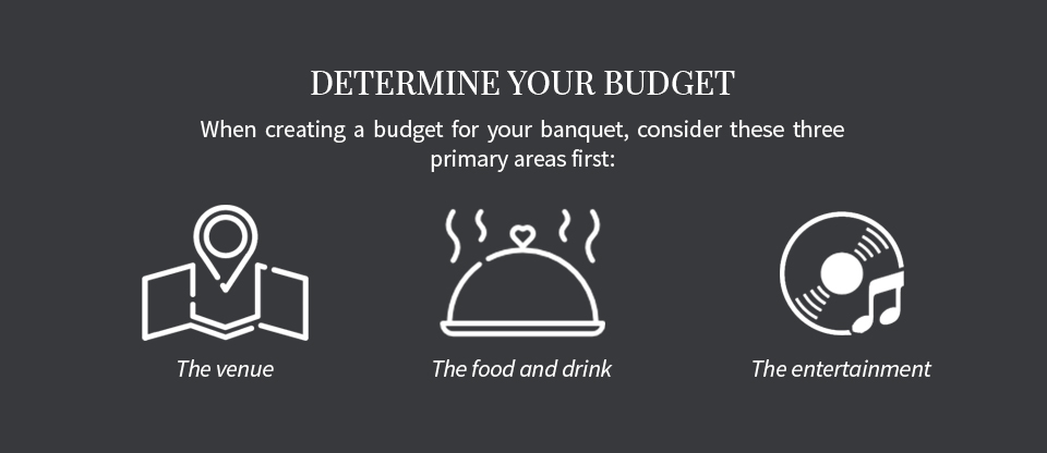 02 Determine Your Budget - How to Plan a Banquet