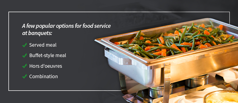 Determine the Food Service Type: Types of Popular Food Service Options