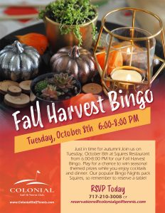 Fall Harvest Bingo 19 232x300 - Fall Harvest Bingo