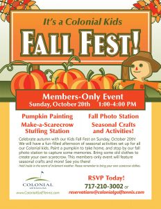 Fall Harvest Fest Flier 232x300 - Kid's Fall Fest