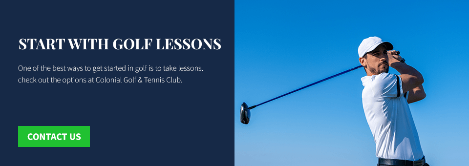 Sign up for golf lessons in central pa