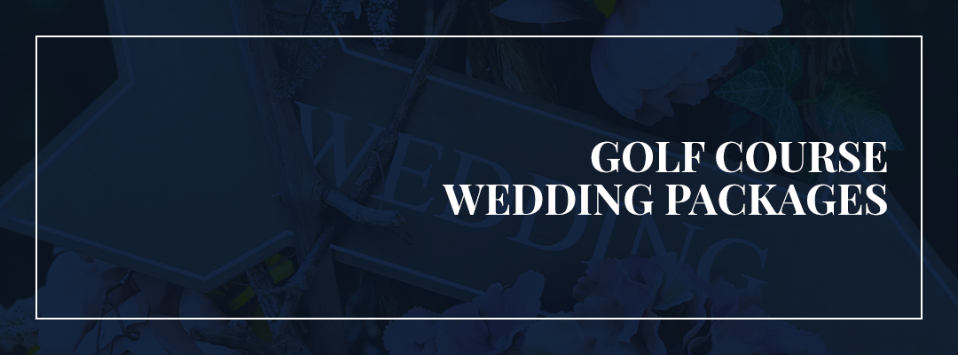 01 cover - Golf Course Wedding Packages