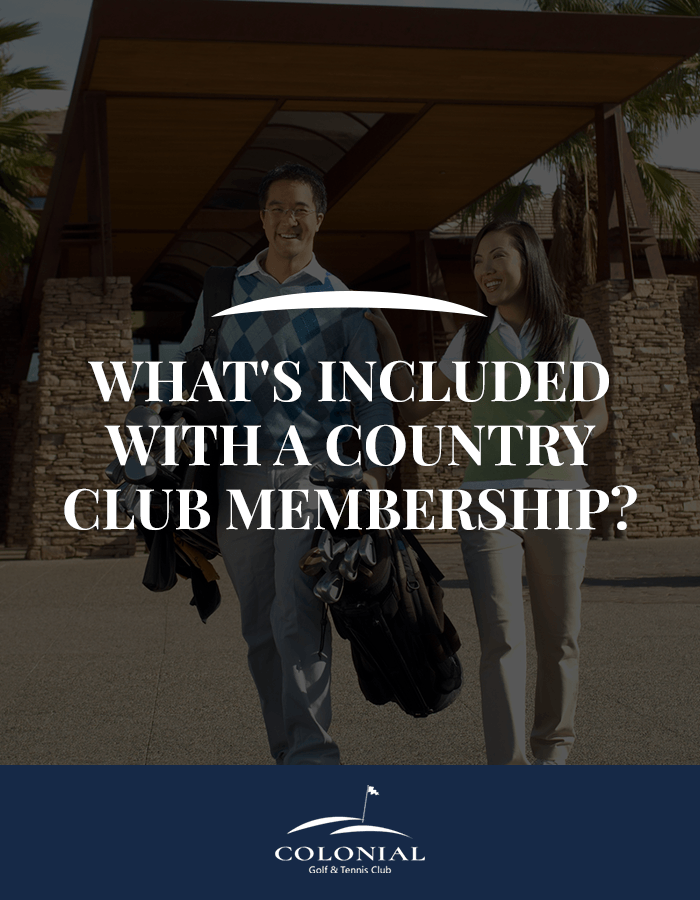 03 whats included with a country club membership - The Benefits of Joining a Country Club
