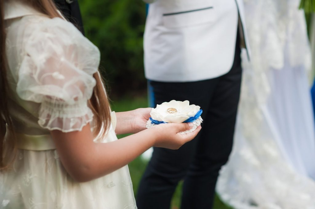 How to Involve Your Kids in Your Wedding