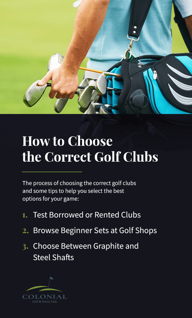 03 How to Choose the Correct Gol Clubs - Choosing the Right Golf Clubs for You