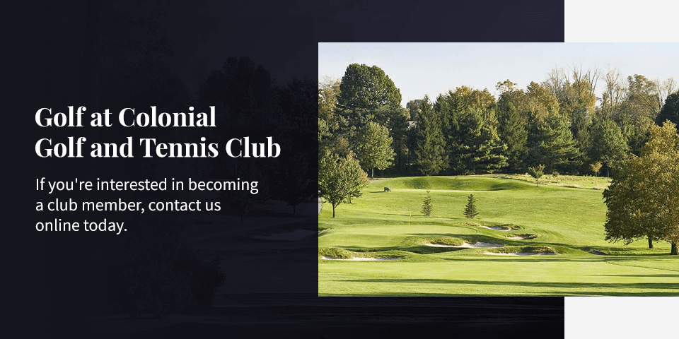 05 Golf at Colonial Golf and Tennis Club - Choosing the Right Golf Clubs for You