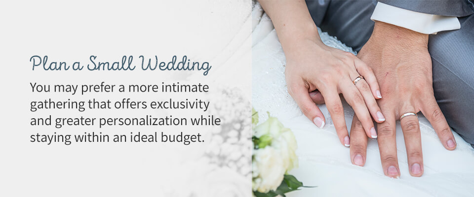 08 How to plan a small wedding - How to Plan a Wedding